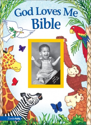 God loves me bible